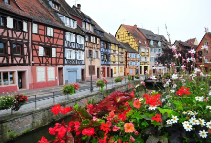 Strasbourg - Colmar and the wine trail