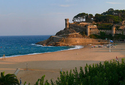 Holiday on the Costa Brava