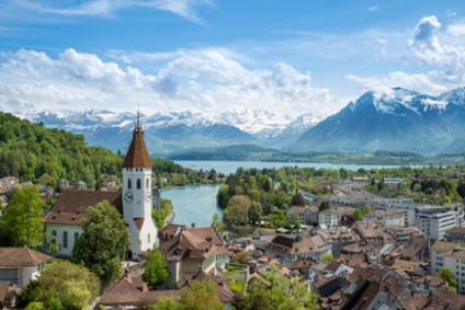 The Vaudoise Alps and the Franc-Comtois