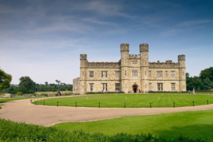 Kent : Gardens and Castles